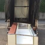 平型冷蔵ショーケース・リーチイン冷蔵ショーケース 販売完了~配送へ | 福岡・熊本の厨房機器買取販売 厨房ジャック | 高価買取致します