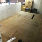 店舗廃品を使ってミニ四駆コース場工事 | 福岡・熊本の厨房機器買取販売 厨房ジャック | 高価買取致します