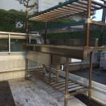 2槽シンク・調理台 買取ました! 福岡・熊本で厨房機器の事は厨房ジャックへ | 福岡・熊本の厨房機器買取販売 厨房ジャック | 高価買取致します