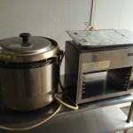 福岡県でガス炊飯器とグリラーを買取りました! | 福岡・熊本の厨房機器買取販売 厨房ジャック | 高価買取致します