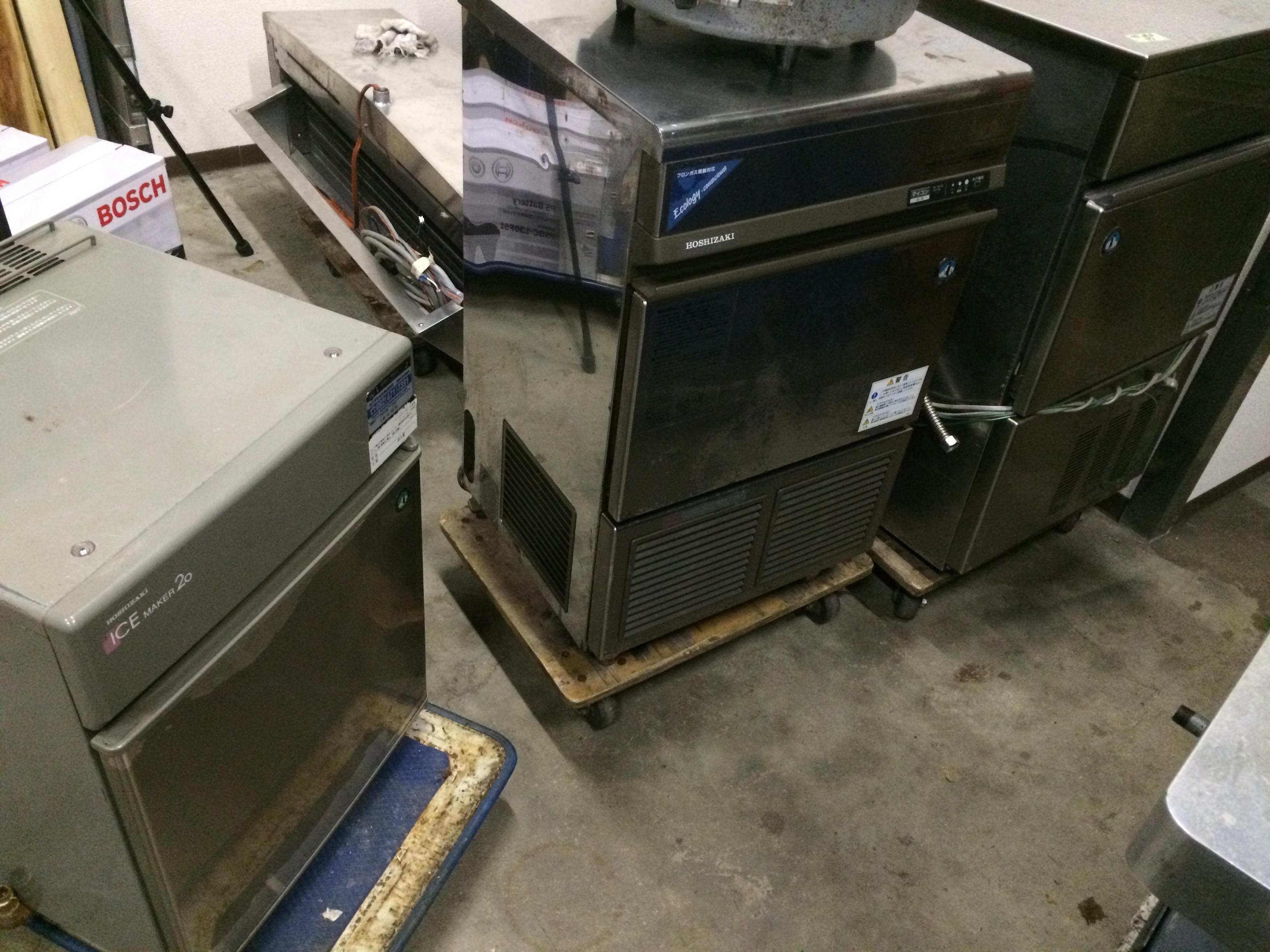 ホシザキ 製氷機買取ました!福岡・熊本で厨房機器の事は厨房ジャックへ