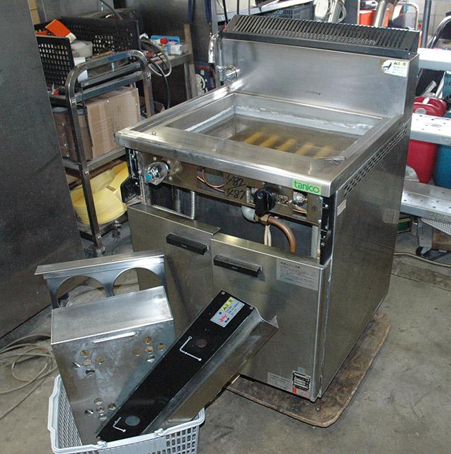 熊本市でタニコー・ゆで麺機を買取!厨房ジャック福岡