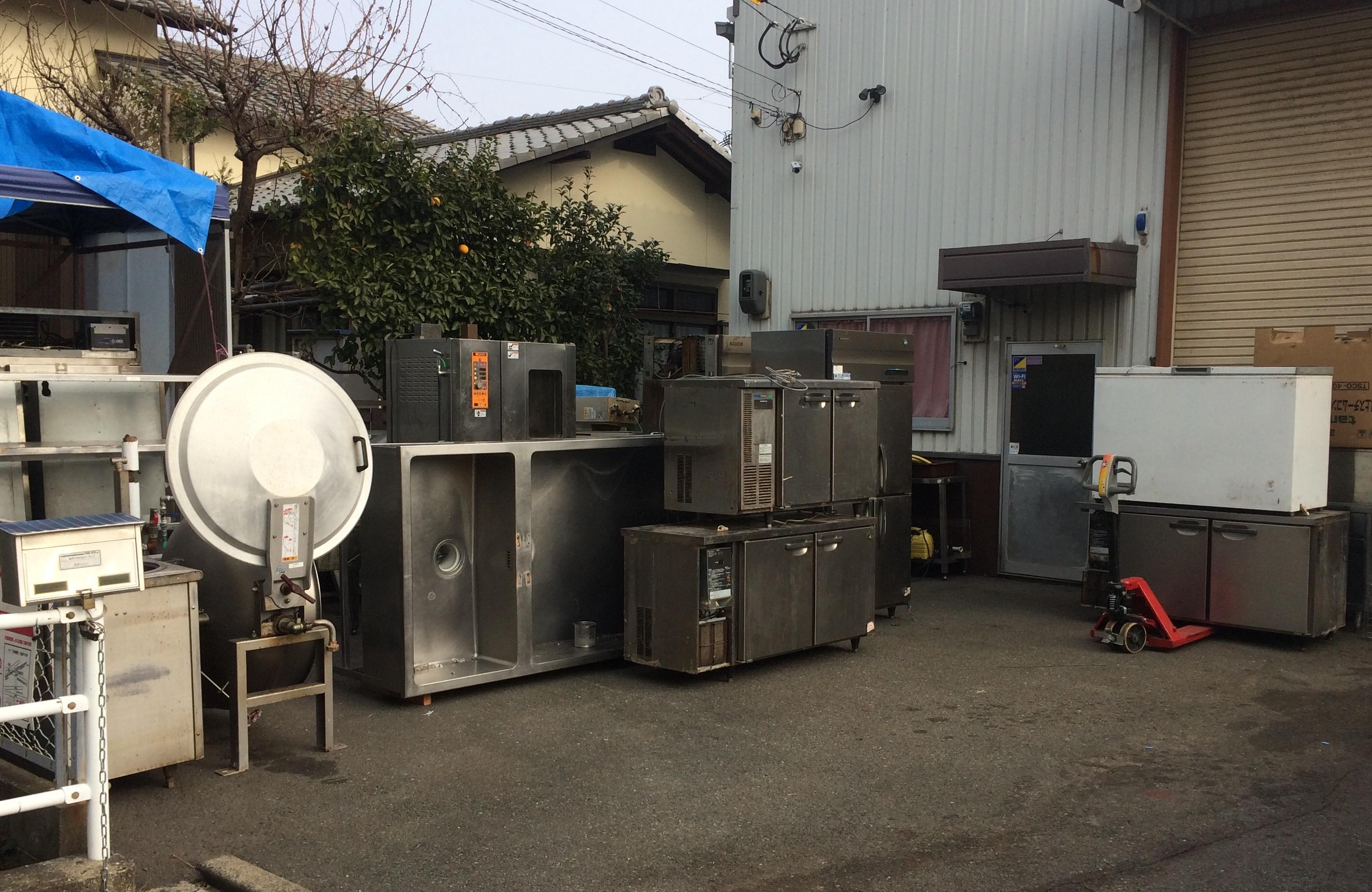 福岡・熊本で厨房機器を買取!