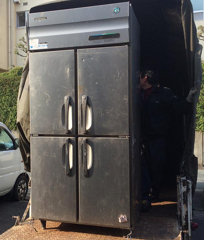 福岡市でホシザキ・冷蔵庫を買取!