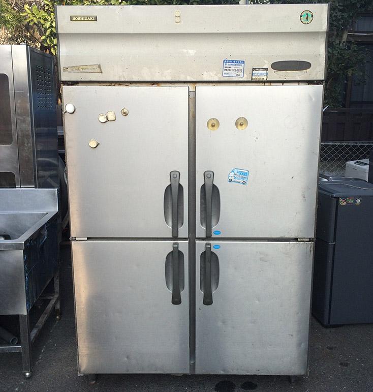 福岡市でホシザキ・冷凍冷蔵庫を買取!