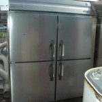 福岡市でホシザキ4ドア冷凍庫HF-150X3買取りました!熊本でも買取中!! | 福岡・熊本の厨房機器買取販売 厨房ジャック | 高価買取致します