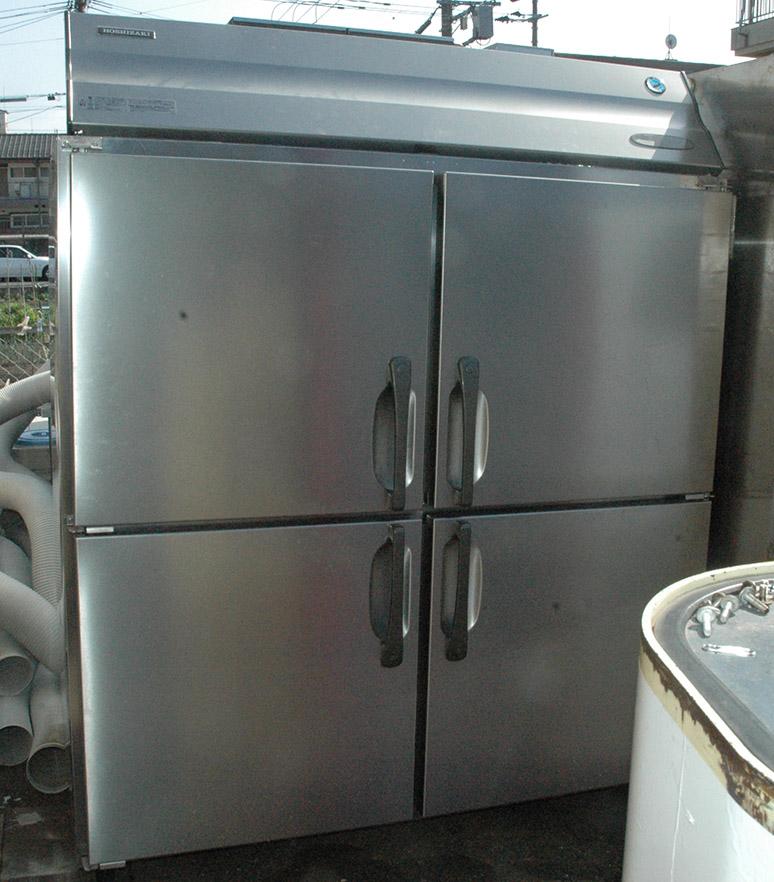 福岡市でホシザキ4ドア冷凍庫HF-150X3買取りました!熊本でも買取中!!