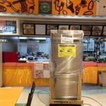 唐津市・イオンモール内 中華ドラゴン様 ホシザキ2ドア冷蔵庫 販売・設置 | 福岡・熊本の厨房機器買取販売 厨房ジャック | 高価買取致します