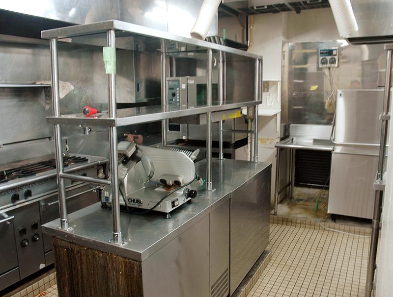 厨房機器の一式買取 @福岡市中央区