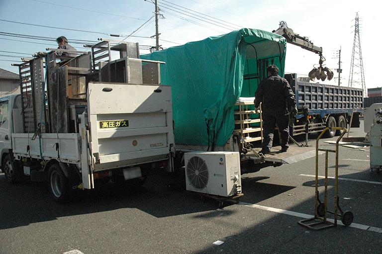 厨房機器の買取、回収@福岡県京都郡